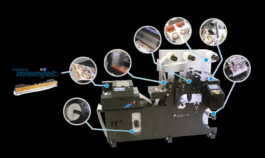 Afinia Label Printer & Print Finisher