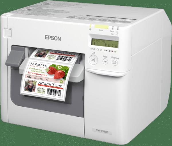 Epson ColorWorks C3500 Series Colour Label Printer