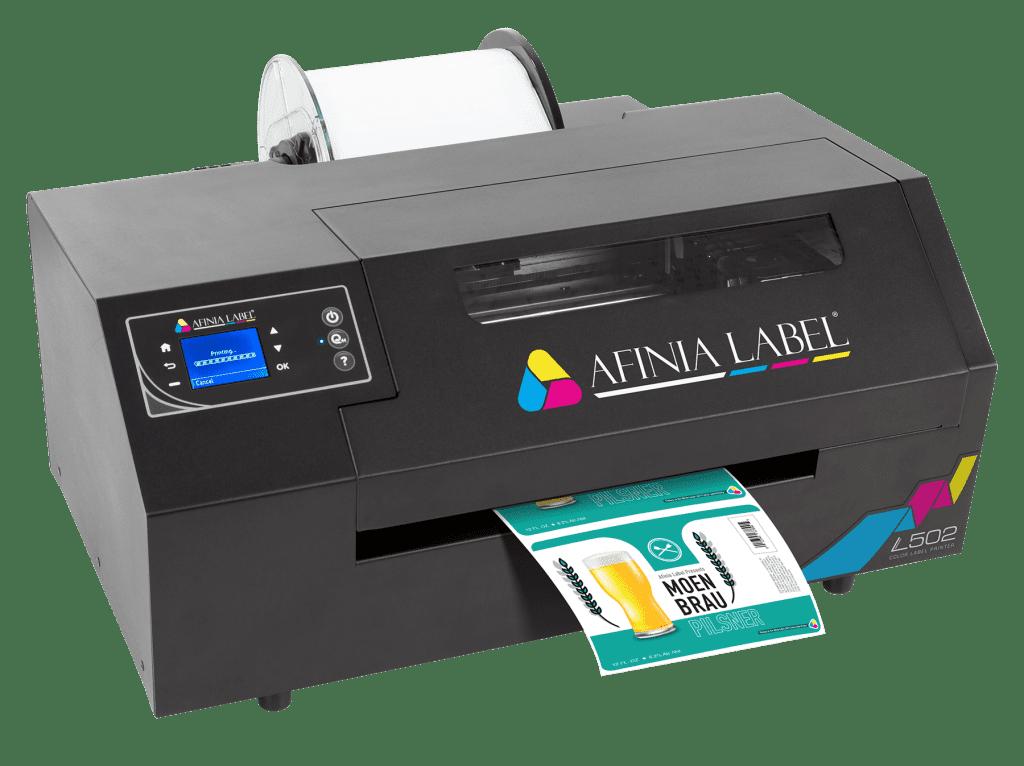 Afinia L502 Colour Label Printer