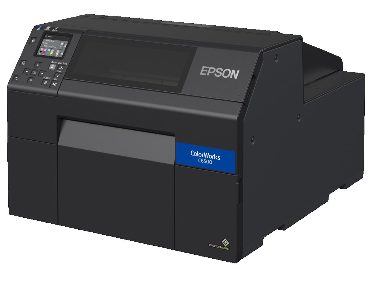 Epson C6500 Series Colour Label Printer