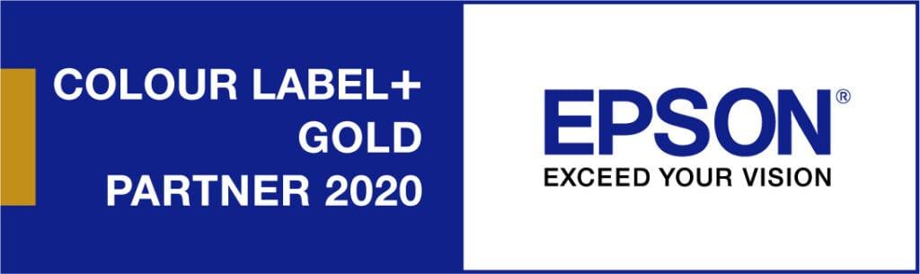 Epson Colour Label+ Gold Partner