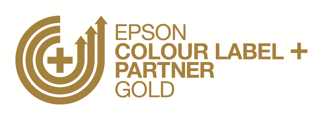 Epson Colour Label+ Gold Partner